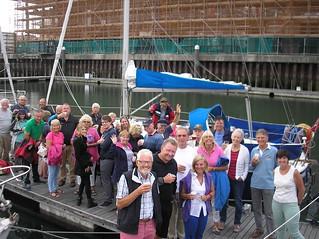 All Crews at Ocean Village - Cheers!