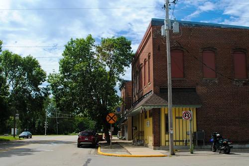 Southwest corner Of Commercial & Oak St. Lone Rock, Wisconsin