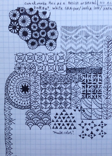 car doodles