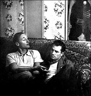 Burroughs and Kerouac (1953) by Twilight Double Leader