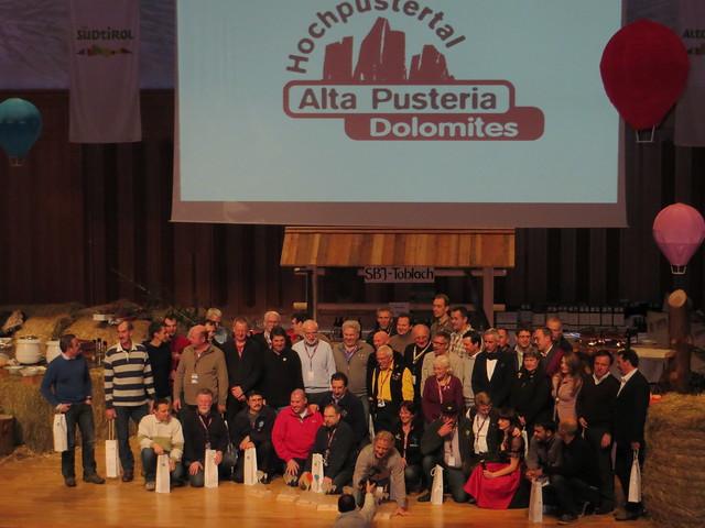 2013 Dolomiti Balloonfestival