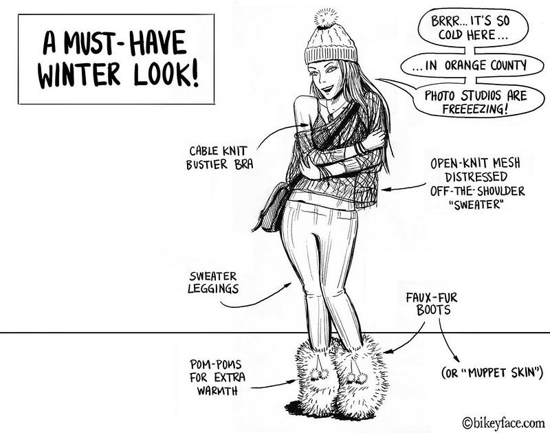 Warm Winters