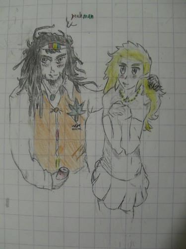 Rastafari Manga