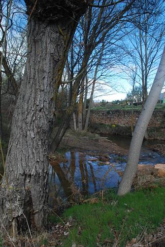 Rio Huerva en Bea (Teruel)