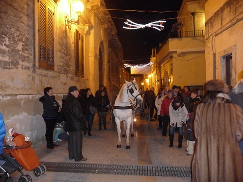 Epiphany Celebrations in Spongano