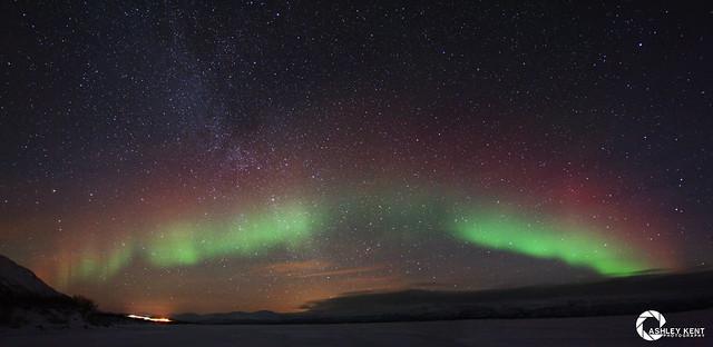 Aurora in Abisko