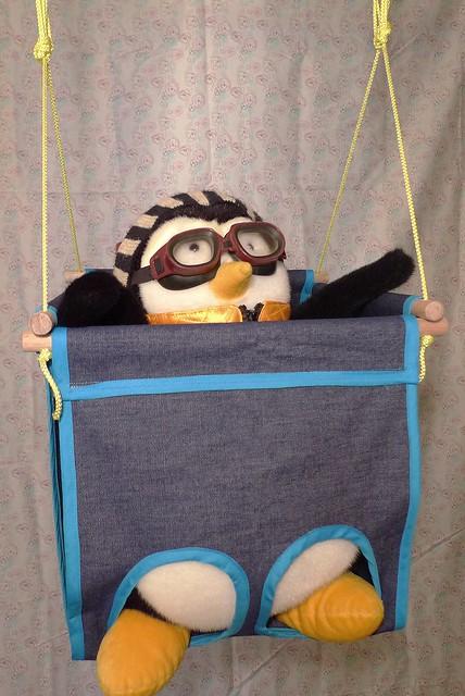 handmade swing