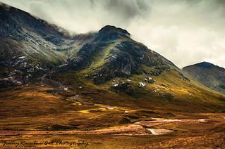 Scotland the Brave. Glencoe