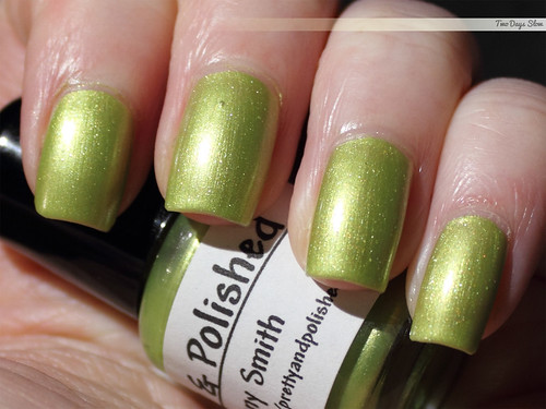 Pretty and Polished - Granny Smith