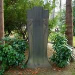 Jugendstilgrab auf dem Südfriedhof Leipzig