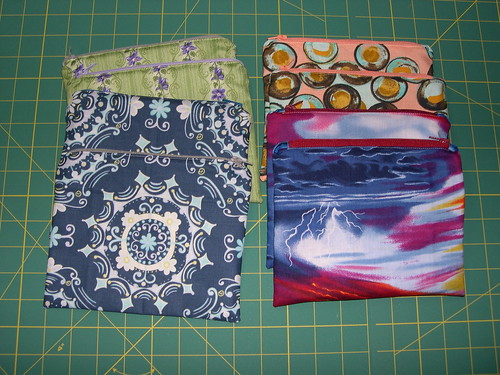 Pouches for Wellspring Living