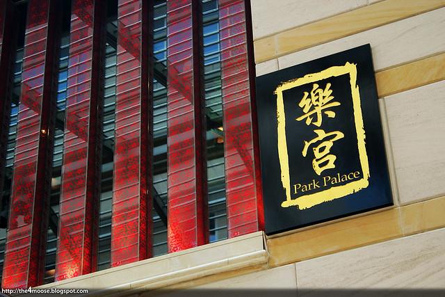 Park Palace - Exterior
