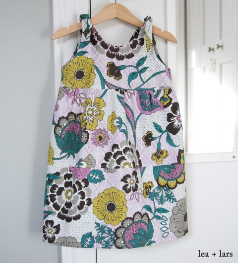petal power sundress