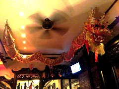 All decorated for Chinese New Year!