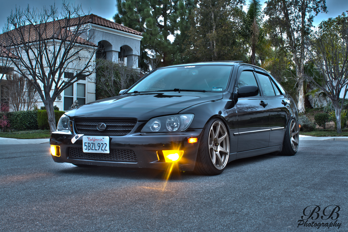 Lowered My Busted Civic Some More More Teaser Pics 66 Lexus Is