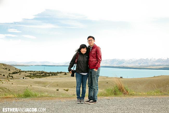 Lake Tekapo | Day 2 New Zealand Contiki Tour | Christchurch to Lake Ohau | A Guide to South Island