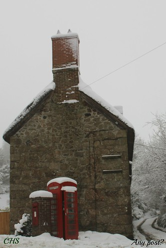 Any post? -   Dartmoor - 23rd January 2013 by Stocker Images