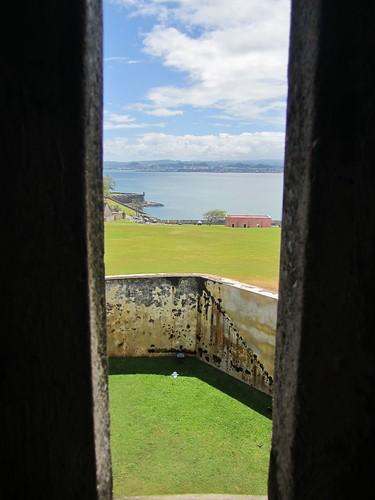 Castillo San Felipe del Morro in San Juan, Puerto Rico