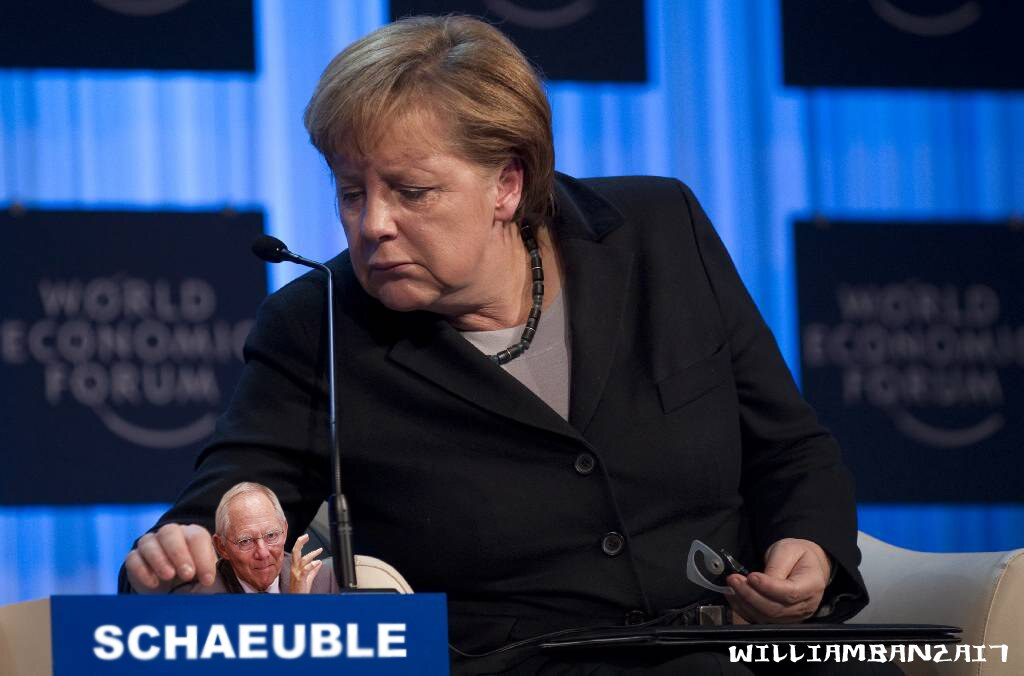 SCHAEUBLE SPEAKS