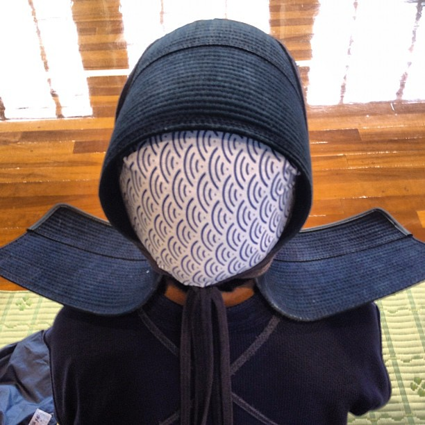 Functional and beautiful. #kendo #sportgear