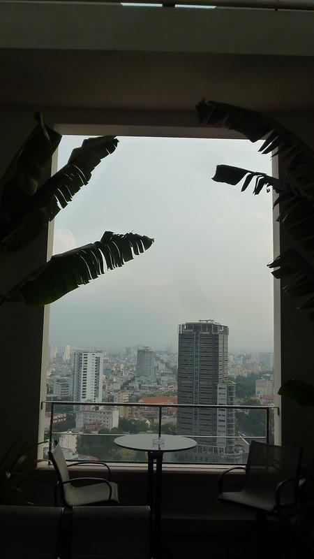 Saigon, Vietnam, fromthewindow.net
