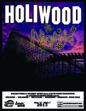 2013 HoliWood Nights Poster
