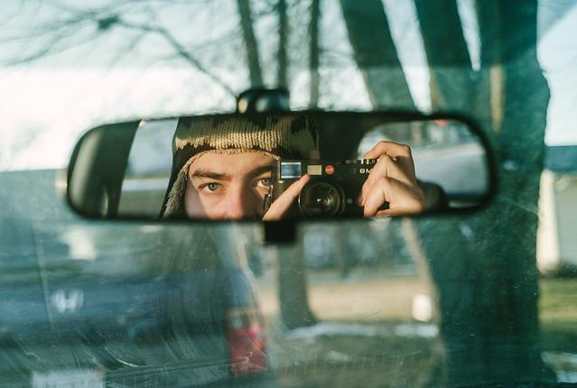 Self Portrait. Mansfield, IL. 2012.