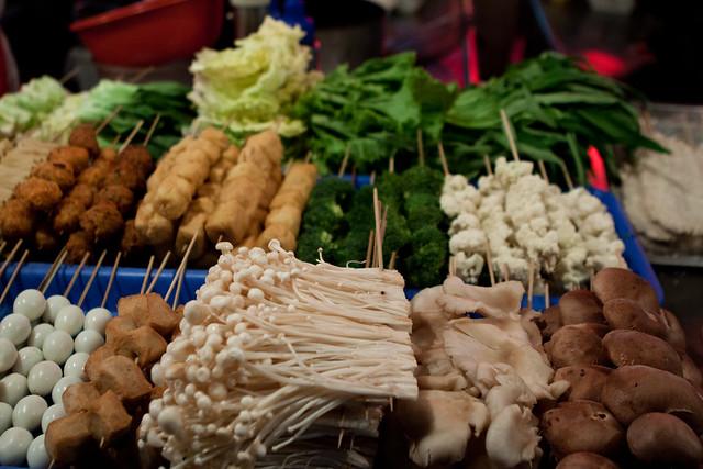 Street Food at Wangfujing Street - Flickr CC jirka_matousek