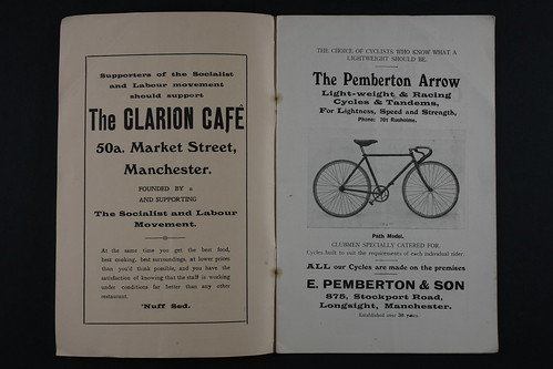 Records of the Clarion Cycling Club 26