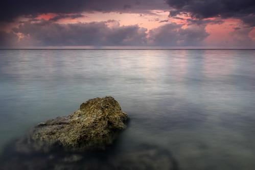 sunset beach jamaica 자메이카