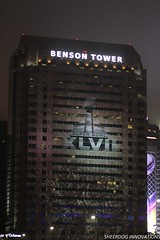 Benson Towers Tagged