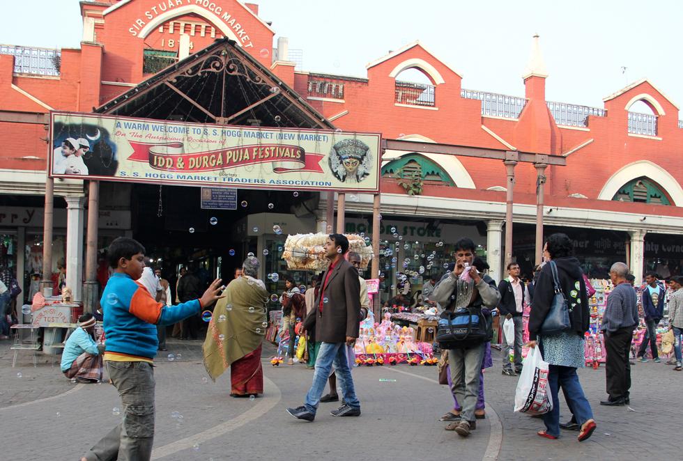 SS Hogg Market