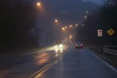 Foggy Morning, East Street