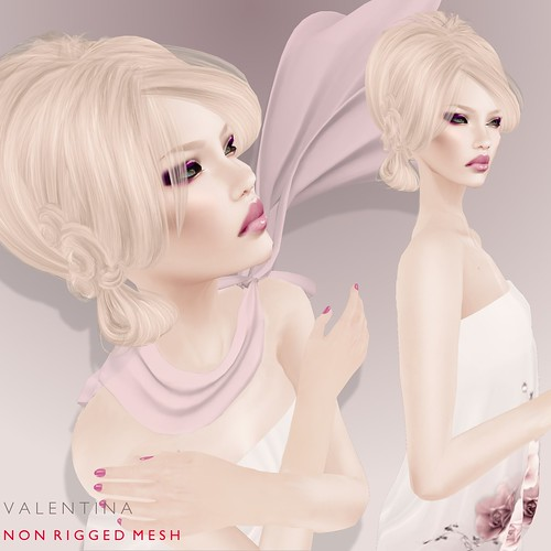 New Release@Vanity Hair by Tabata Jewell