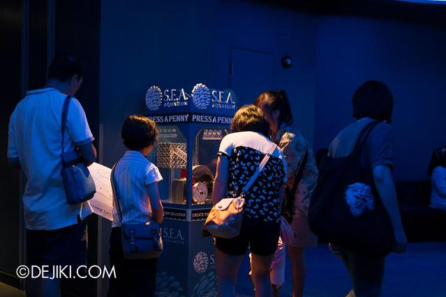 S.E.A. Aquarium - Press A Penny overview
