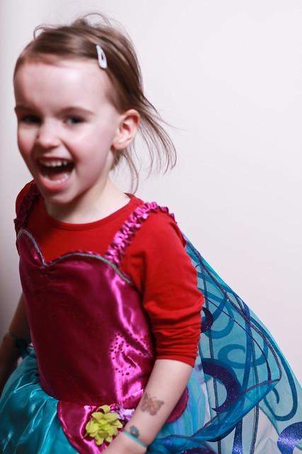 Kinderfotografie Kindergarten Fasching