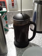 Coffee in a French Press 11