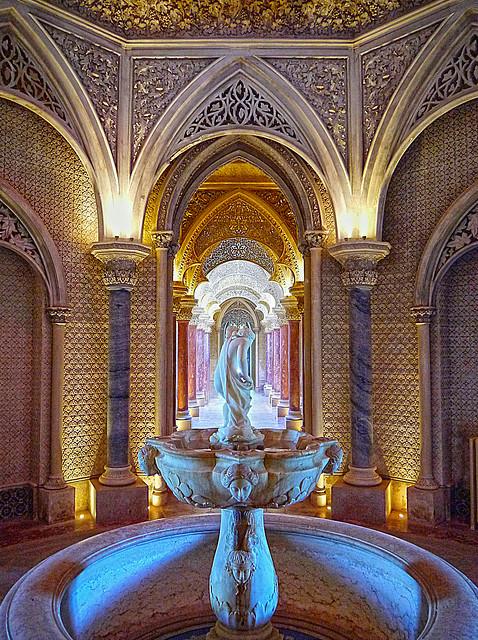 Monserrate Palace - Sintra, Portugal