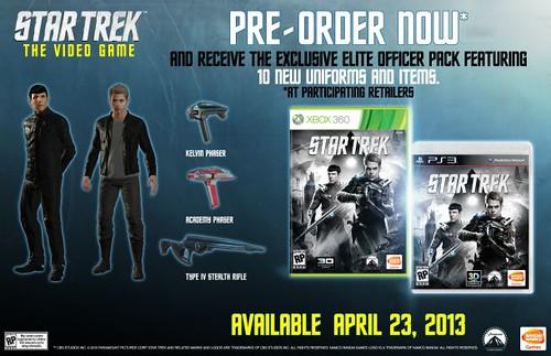 Star Trek Pre Order