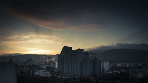 Urban Mythologies : The Forges of Vulcan (Bratislava, Slovaquie) - Photo : Gilderic