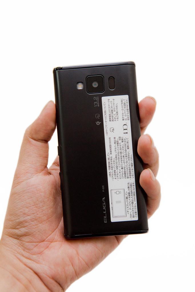 日系新王者 Panasonic ELUGA X (P-02E) (1) 開箱分享 @3C 達人廖阿輝