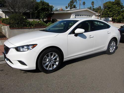 Good 2014 Mazda 6 Sport Pearl White   Mazda 6 Forums : Mazda 6 Forum / Mazda  Atenza Forum