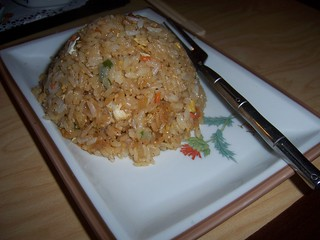 Hibachi Chicken Fried Rice