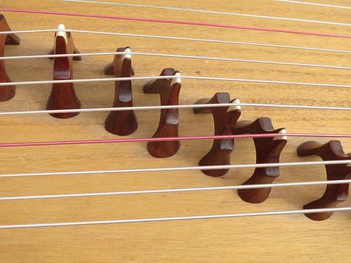 Guzheng Instrument