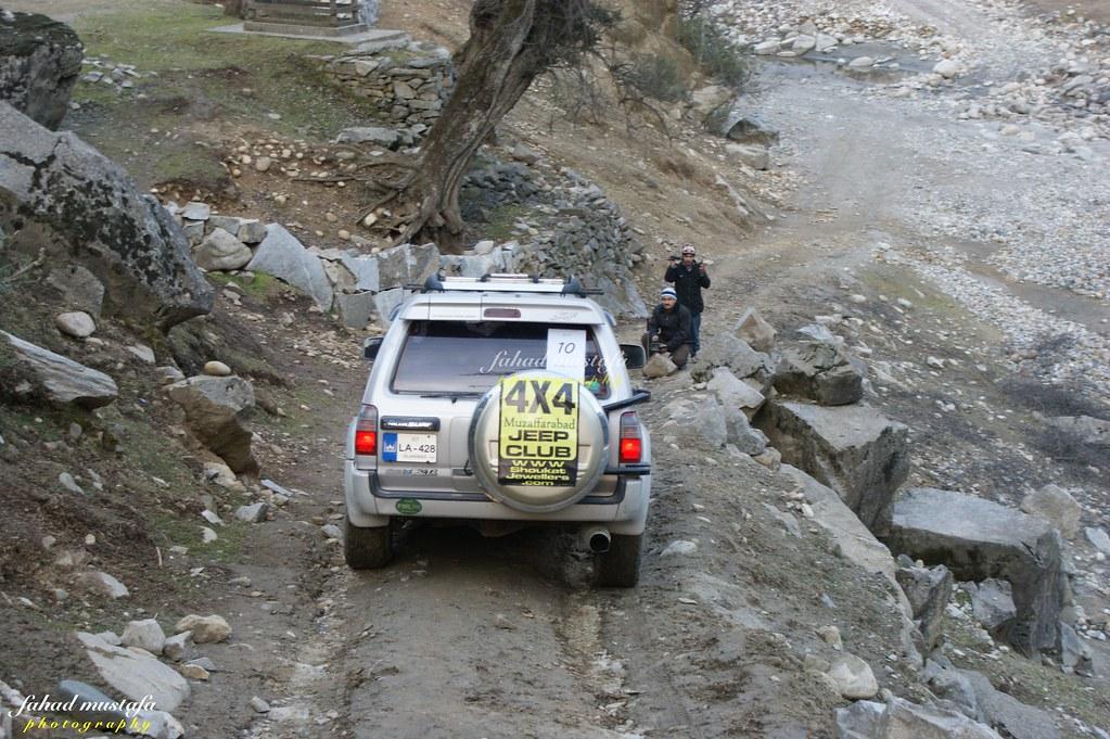 Muzaffarabad Jeep Club Neelum Snow Cross - 8468181725 f3460bf283 b