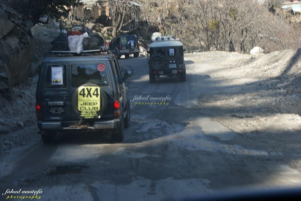 Muzaffarabad Jeep Club Neelum Snow Cross - 8469338646 08013f0554 b