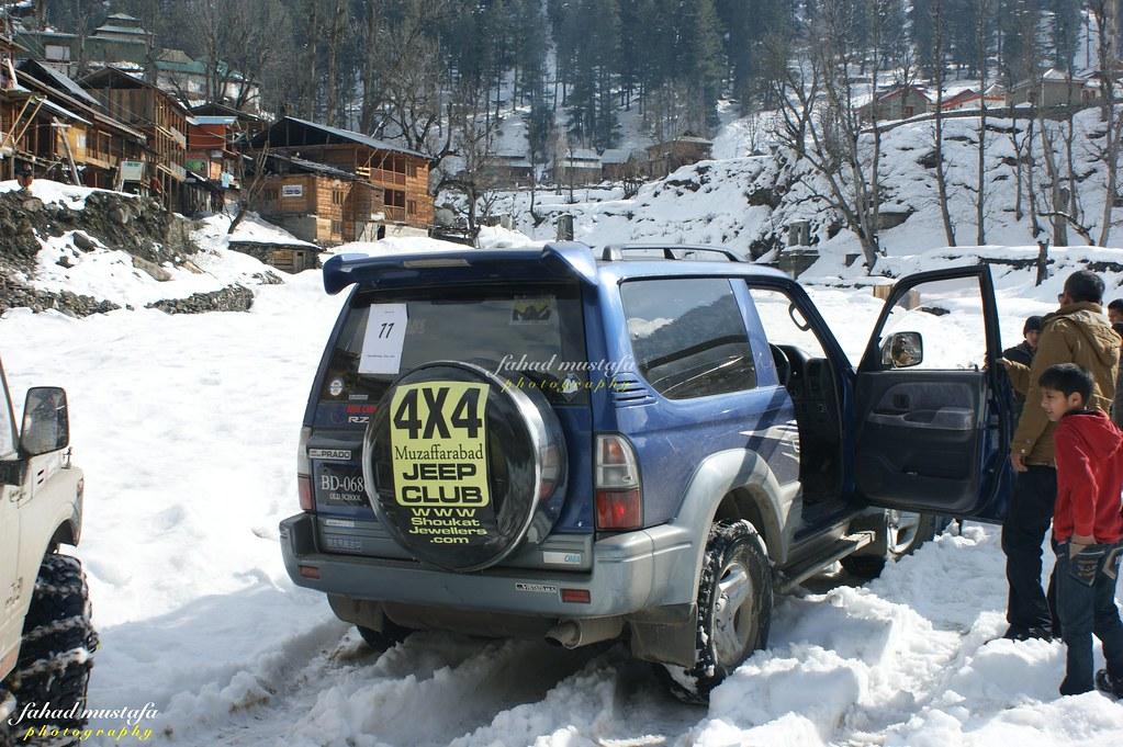 Muzaffarabad Jeep Club Neelum Snow Cross - 8471816764 a6f45bd0ba b