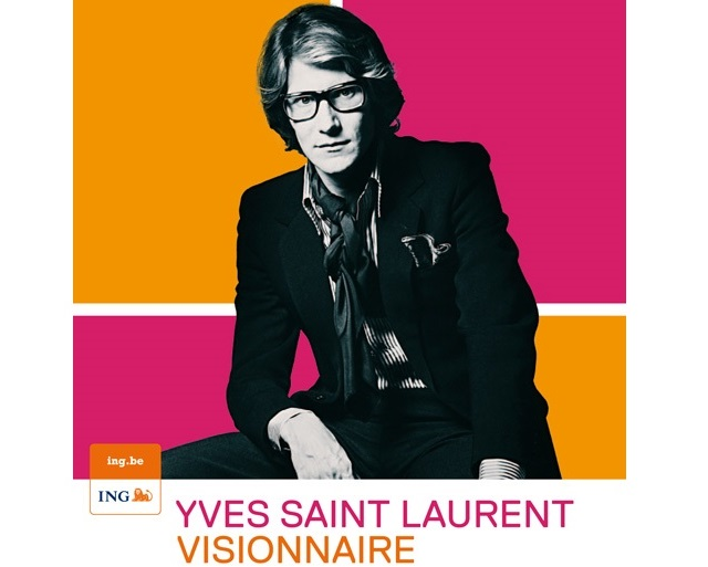 Exhibition yves saint laurent a visionary maison chaplin - Maison yves saint laurent ...