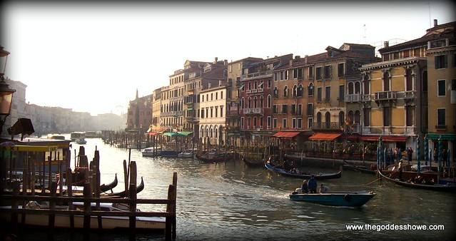 Venice in the Light