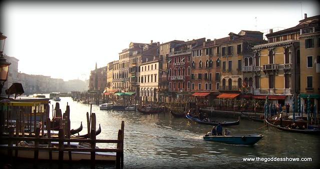 Venice in the Light